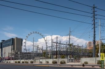 Electriciteit om alle airco te kunnen doen draaien ...